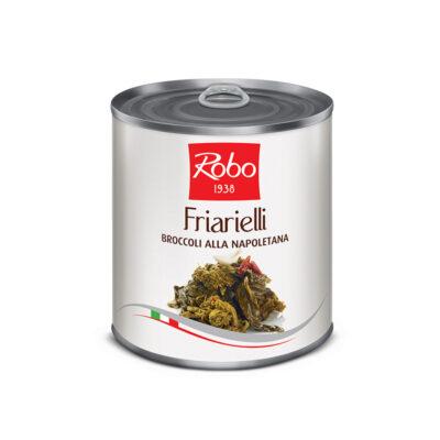 Friarielli – Broccoli Alla Napoletana 750grx6uds