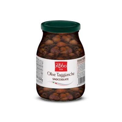 Olive Taggiasche Senza Nocciolo Kg1,1 X6uds Robo