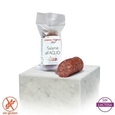 Salame All'aglio 125g X 8ud Negrini