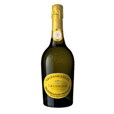 Prosecco Valdob. Superiore Docg 0,75x6u Gioiosa