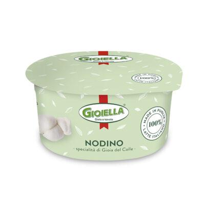 Mozzarella Nodino 200gr(50grx4) X12 Gioiella