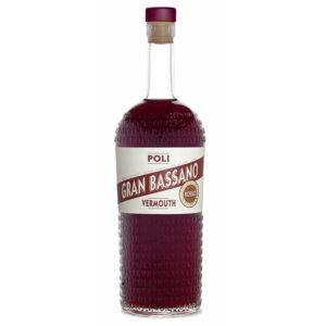 Vermouth Gran Bassano Rosso 18% 0,75x 6u Poli