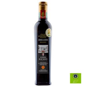 Olio Terre Di Siena Evo Bio 0,5lx12u Podere Ricavo