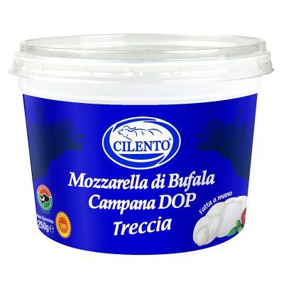Treccia Bufala Artesanal 250grx6ud Cilento