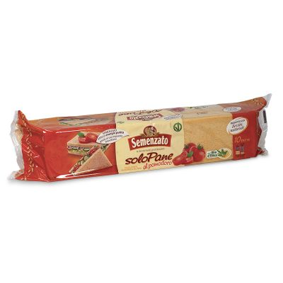 Pane Rosso Per Sandwich 1kg 4u Semenzato