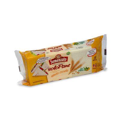 Pane Per Sandwich 0,25kg 12u Semenzato