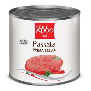 Passata Di Pomodoro 2,55 Kgx6 Uds Robo