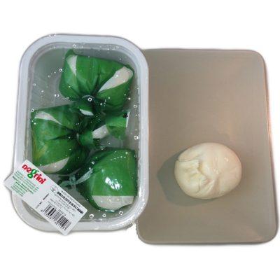 Burrata C/foglia 334grx3un (2 Bandejas) Negrini