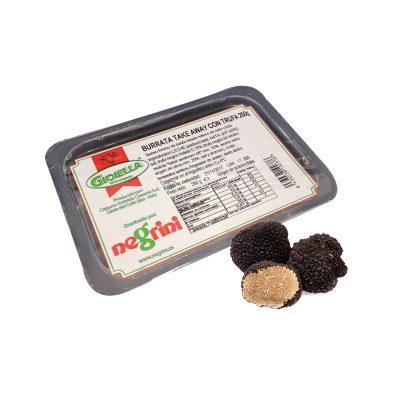 Burrata T.away Tartufo 250gx4uds Negrini