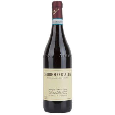 Nebbiolo D'alba Doc 2014 0,75x6uds Palladino
