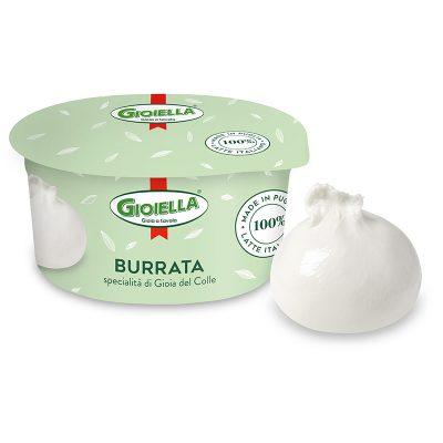 Burratina 125gr X12ud  Gioiella